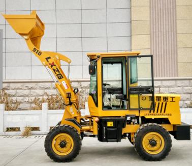 厂家直销小型装载机 建筑工程机械 全新轮胎式装载机价格优惠