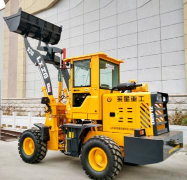 全新矿业用轮式铲车型号齐全 质量保证的装载机 液压助力小铲车
