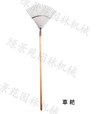 供应园林工具草耙 锹 镐 锄