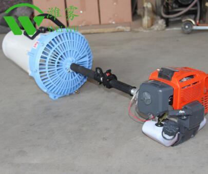 园林手提式风送喷药机 山岭树林弥雾机 小型轻便喷雾喷药设备