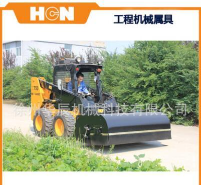 山猫场地清扫车 采石场冶金厂市政通用除尘清扫车 环保清扫器