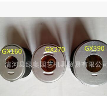 供应 汽油机发动机各种空滤 GX160 GX270 GX390/188空气滤芯