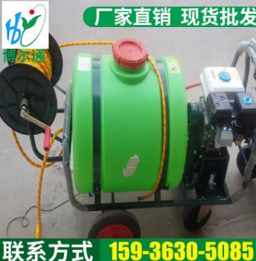 厂家直销各种型号高压喷雾器,汽油高压打药机,果树,茶树,园林