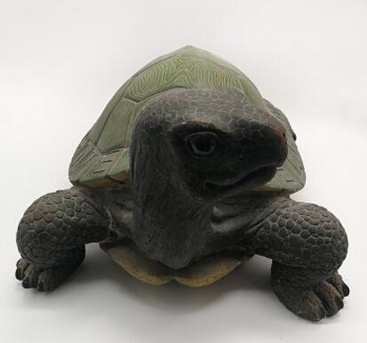 树脂工艺品 花园庭院水池装饰品户外园林摆设仿真海龟摆件 批发