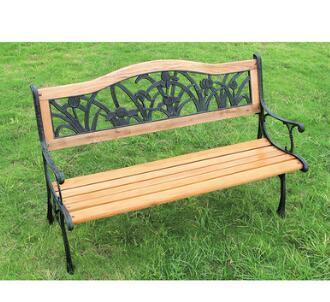 花园铁艺 园林铁艺 公园椅 户外家具