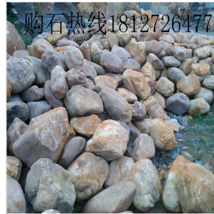 直销园艺黄蜡石 园艺太湖石、台面石 园艺景观石