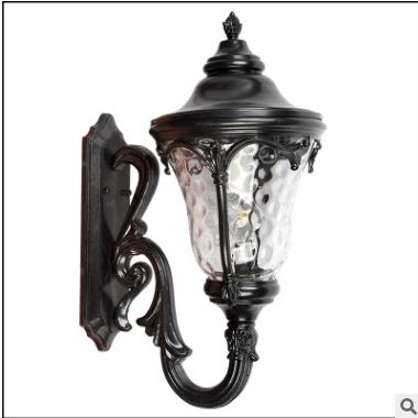 欧式仿古压铸铝庭院壁灯 花园别墅小区墙壁灯 园林景观灯具草坪灯