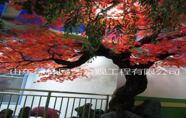 【园林景观工程】兰州假山假树大门制作