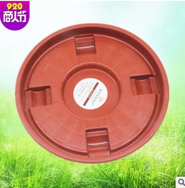 厂家直销 可移动花盆托盘 移动花盆垫 直径25CM --62.5CM
