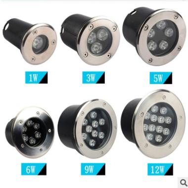 LED地埋灯led埋地灯公园亮化照明照明效果图设计地脚灯华同光电