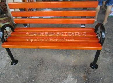 大连公园椅、社区休闲座椅加工厂