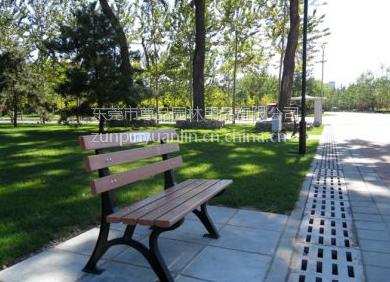 供应东莞休闲椅公园椅长椅靠背椅请找尊品园林用品