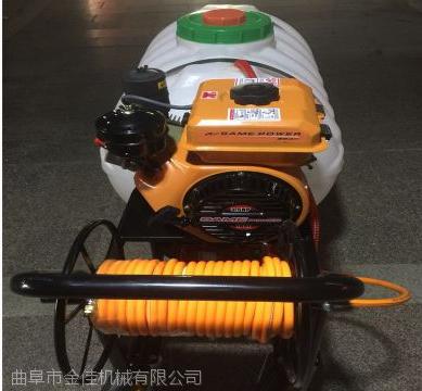 小型手推式汽油打药机 果园风送式打药机 框架式高压喷雾器金佳