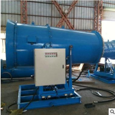 厂家推荐150米无刷喷雾机 移动式降尘喷雾机 广东喷雾机