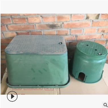 10寸阀门箱 绿化喷灌取水阀910阀门箱取水阀箱塑料全新料喷灌设备