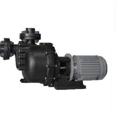 厂家直销耐腐蚀塑料化工泵 增强塑料卧式离心泵 耐酸碱自吸防腐泵