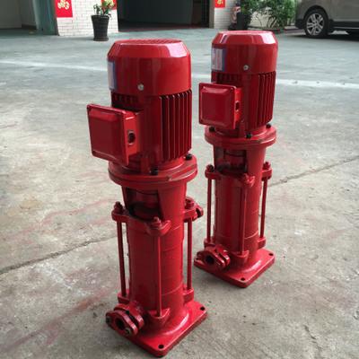 瑞洪直销消防工程专用稳压泵LG系列立式多级离心泵消防泵