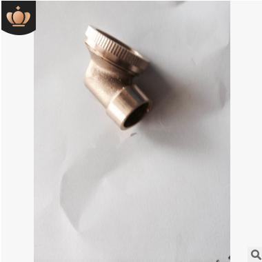 喷雾器配件喷头 不锈钢片铜喷头 动力喷雾器配件 单喷头雾化降温
