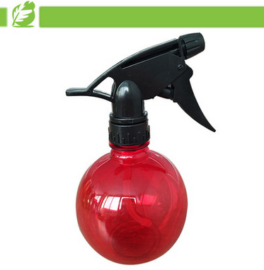 喷雾器350ML PET喷壶 花园洒水器 园艺工具外贸生产厂家 圆形喷壶