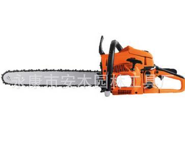 52cc大排量汽油锯供应,2.2kw树木砍伐机,5200高品质链锯