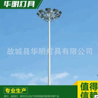 太阳能LED路灯 灯杆 双臂道路路灯 灯杆 运动场路灯杆 物美价廉