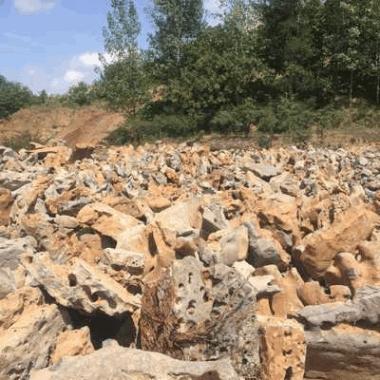 厂家直销安徽大型景观石户外园林供应小型太湖石