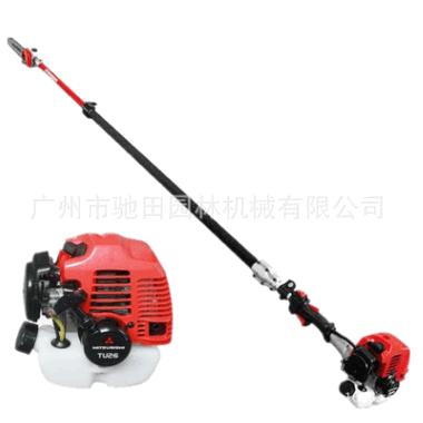供应日本三菱TU26高枝油锯/可伸缩锯 可伸缩4.2米/园林机械