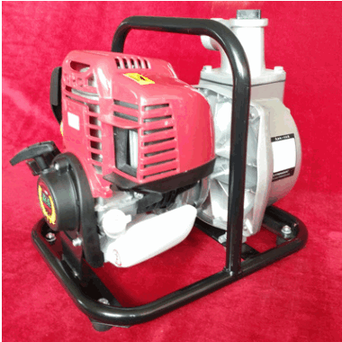 轻便式汽油机四冲程小型农田浇灌自吸式一寸半高扬程水泵