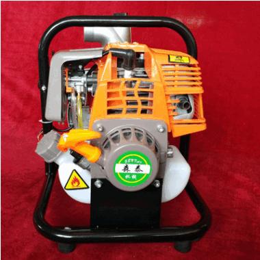 轻便式汽油机四冲程小型农用浇灌自吸式一寸半高扬程水泵