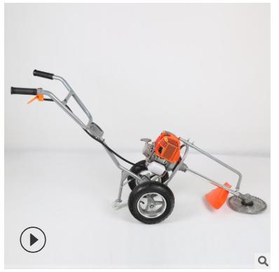 批发四冲139手推割草机 手推式多功能家用收割机小型汽油打草机