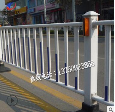 金华厂家直批优质道路中央隔离护栏反光防撞栏防护栏可定制