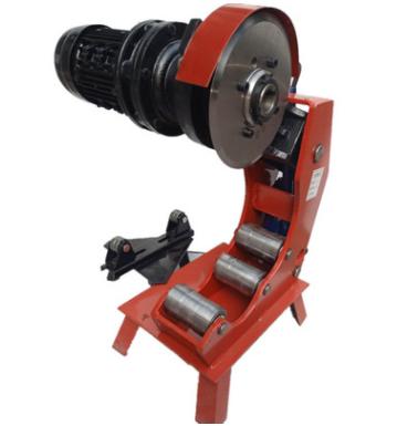 直销电动液压切管机 QG-325割管机 消防管道切割机