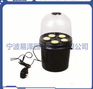 8孔5L雾培育苗箱 阳台种菜水培箱设备 无土栽培种植箱