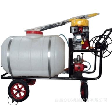 手推式大功率电动喷雾器 150升直流电农药喷洒机 喷雾器厂家报价