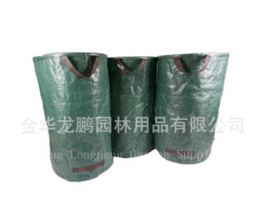 PP编织布园林垃圾袋、花园树叶垃圾袋,杂物袋