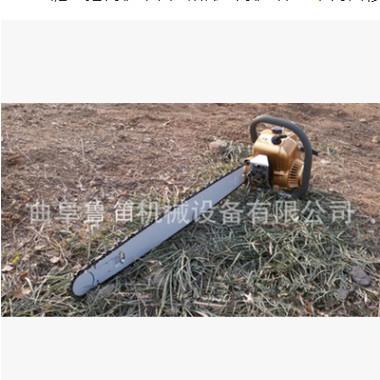90cm链条挖树机 苗木断根起树机 林业果树苗移栽机