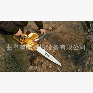 批发链条式挖树机 林业树木移苗机 大功率汽油挖树机