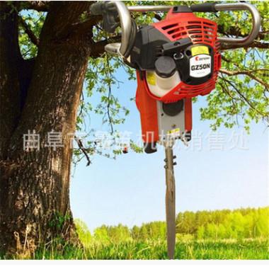 黑龙江树木带土球起树机 林业苗木移栽机价格