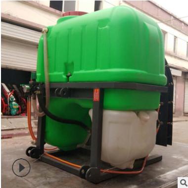 大功率消毒防疫机动喷雾器 四轮送风式果树打药机 全方位打药机厂