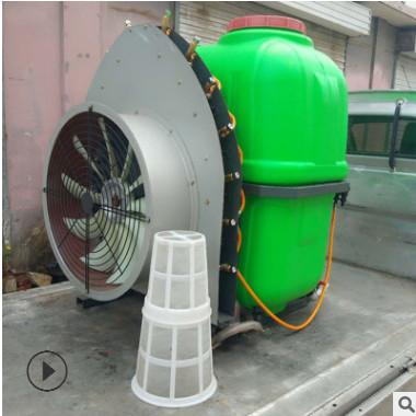 农家宝经济实用大型打药机 高压送风式打药机 自走远射程打药机厂