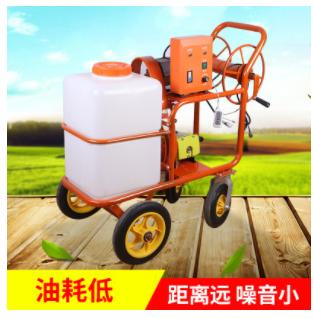 供应48v和60v电动打药机小型手推式电动农用高压打药机喷农药机