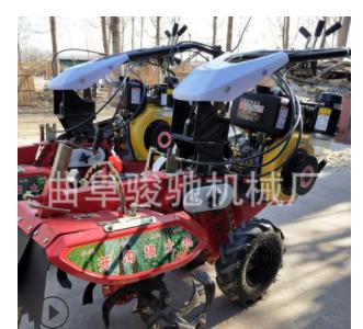 多功能田园管理机 汽油柴油旋耕机 大葱培土机厂家