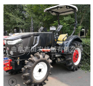 水旱两用型打田机 厂家直销 农用四轮四驱大马力拖拉机 耕田机