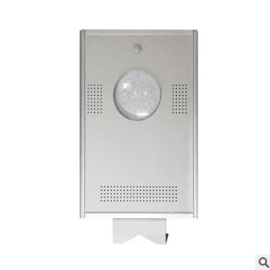 一体化太阳能路灯LED10W人体红外感应户外庭院景观灯农村家用路灯
