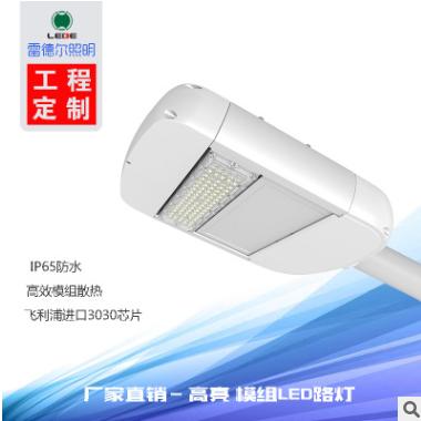 厂家直销 LED模组道路照明灯 新款30W户外防水牙刷路灯价格表