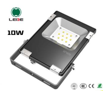 2017年新款超薄投光灯 10W投光灯 户外工程照明投光灯质保五年