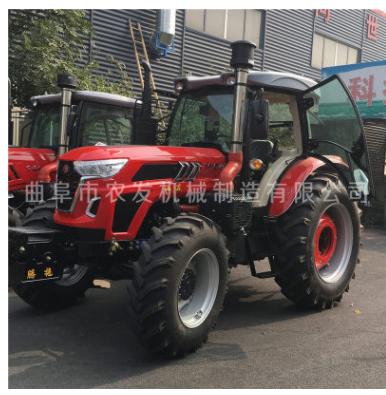 鄢陵县农发40马力多缸大马力四轮拖拉机 小型多功能拖拉机