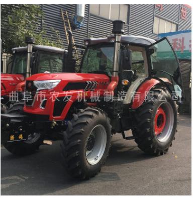 鹿邑县农发小型农用四轮拖拉机 农机产品报价 四轮四驱拖拉机