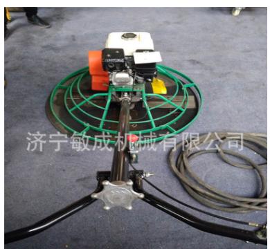 厂家专业制造 抹光机 手扶式汽油抹平机 混凝土水泥专用 敏成机械