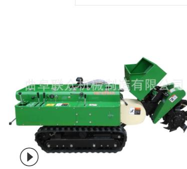 开沟施肥回填一体机 农用开荒旋耕除草机 适用各种地形的开沟机